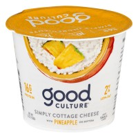 Good Culture Cottage Cheese Pineapple