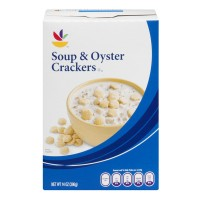 Stop & Shop Soup & Oyster Crackers