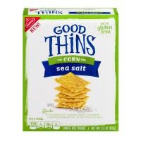 Nabisco GOOD THiNS The Corn One Sea Salt Gluten Free