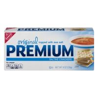 Nabisco Premium Saltine Crackers Original