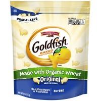 Pepperidge Farm Goldfish Baked Snack Crackers Saltine w/Organic Wheat