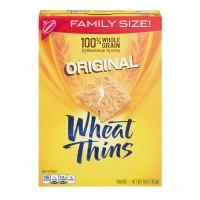 Nabisco Wheat Thins Crackers Original Family Size