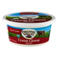 Organic Valley Cream Cheese Spread Organic
