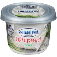 Philadelphia Cream Cheese Spread Whipped Chive
