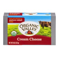 Organic Valley Cream Cheese Brick