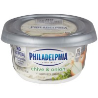 Philadelphia Cream Cheese Spread Chive & Onion