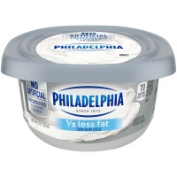 Philadelphia Cream Cheese Spread 1/3 Less Fat