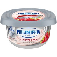 Philadelphia Cream Cheese Spread Strawberry