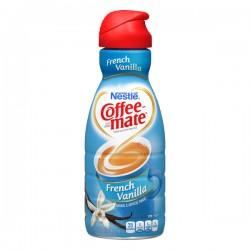 Nestle Coffee-mate Liquid Coffee Creamer French Vanilla Refrigerated