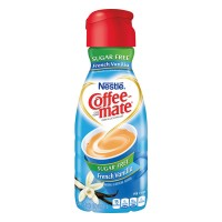 Nestle Coffee-mate Liquid Coffee Creamer French Vanilla Sugar Free Refrig