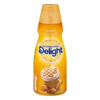 International Delight Coffee Creamer Caramel Macchiato Refrigerated
