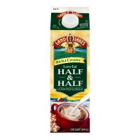 Land O Lakes Half & Half Ultra Pasteurized Low Fat