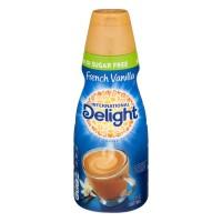 International Delight Sugar Free Gourmet Coffee Creamer French Vanilla