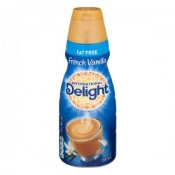 International Delight Coffee Creamer French Vanilla Refrigerated