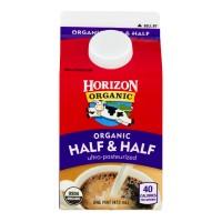 Horizon Half & Half Organic