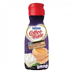 Nestle Coffee-mate Liquid Coffee Creamer Italian Sweet Creme Refrigerated