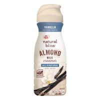 Nestle Coffee-mate Natural Bliss Almond Milk Coffee Creamer Vanilla