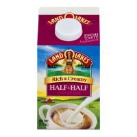 Land O Lakes Gourmet Half & Half Ultra Pasteurized