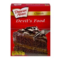 Duncan Hines Classic Cake Mix Devil's Food