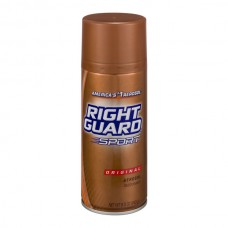 Right Guard Sport Deodorant Original Scent Spray