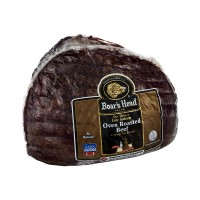 Boar's Head Deli Roast Beef Top Round Low Sodium (Regular Sliced)
