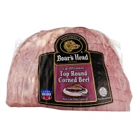 Boar's Head Deli Corned Beef USDA Choice Top Round (Regular Sliced)