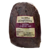 Boar's Head Simplicity Deli Roast Beef Grilled (Thin Sliced)