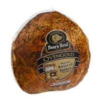 Boar's Head Deli Turkey Breast Ovengold Roasted (Regular Sliced)