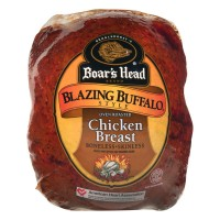 Boar's Head Deli Chicken Breast Blazing Buffalo Roasted (Thin Sliced)