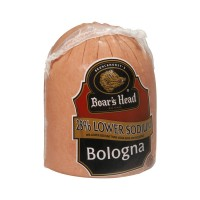 Boar's Head Deli Bologna Lower Sodium (Thin Sliced)