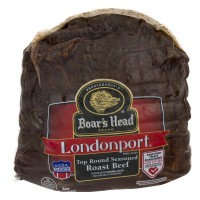 Boar's Head Deli Roast Beef Londonport Top Round Seasoned (Thin Sliced)