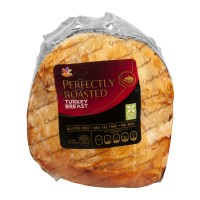 Stop & Shop Deli Turkey Breast Perfectly Roasted (Thin Sliced)