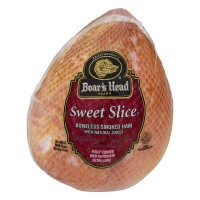 Boar's Head Deli Ham Sweet Slice Boneless Smoked (Thin Sliced)