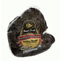 Boar's Head Deli Turkey Breast Pastrami Seasoned (Thin Sliced)