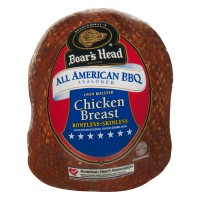 Boar's Head Deli Chicken Breast All American BBQ (Thin Sliced)