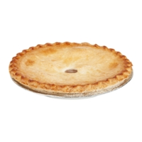 The Bake Shop Pie Apple 8 Inch