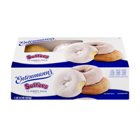 Entenmann's Soft'ees Donuts Variety Family Pack - 12 ct