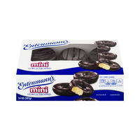 Entenmann's Donuts Chocolate Frosted Mini - 12 ct