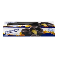 Entenmann's Donuts Rich Frosted Chocolate - 8 ct
