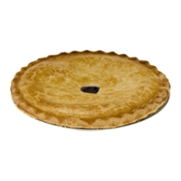 The Bake Shop Pie Blueberry 8 Inch