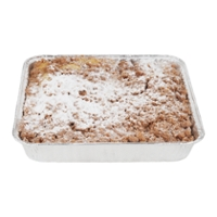 The Bake Shop Crumb Cake New York Style