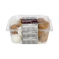 Stop & Shop Bakery Donut Holes Assorted (Powdered, Plain & Cinnamon)