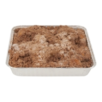 The Bake Shop Cake Apple Crumb Square