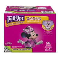 Huggies Pull-Ups Training Pants Learning Designs 4T-5T