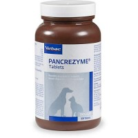 Pancrezyme 428 mg Tablets, 100 Count