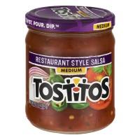 Tostitos Restaurant Style Salsa Medium