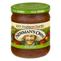 Newman's Own Chunky Salsa Mild All Natural