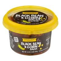 Garden Fresh Gourmet Jack's Sante Fe Style Salsa Black Bean & Corn