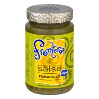 Frontera Gourmet Mexican Tomatillo Salsa Medium All Natural
