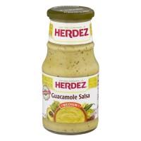 Herdez Guacamole Salsa Medium